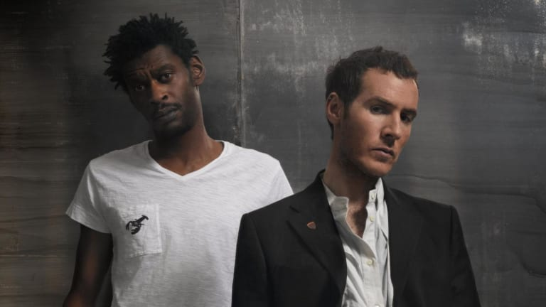 Massive Attack Ready 2016 Tour and Announce New Material