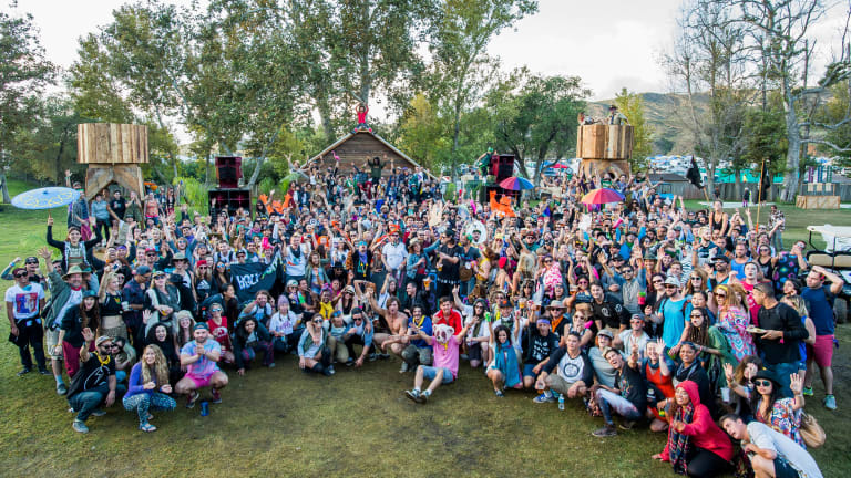 Dirtybird Campout Was The Festival Version Of Wet Hot American Summer