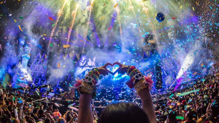 Nocturnal Wonderland Reveals Basscon's Temple Noctem Stage Lineup for 2016