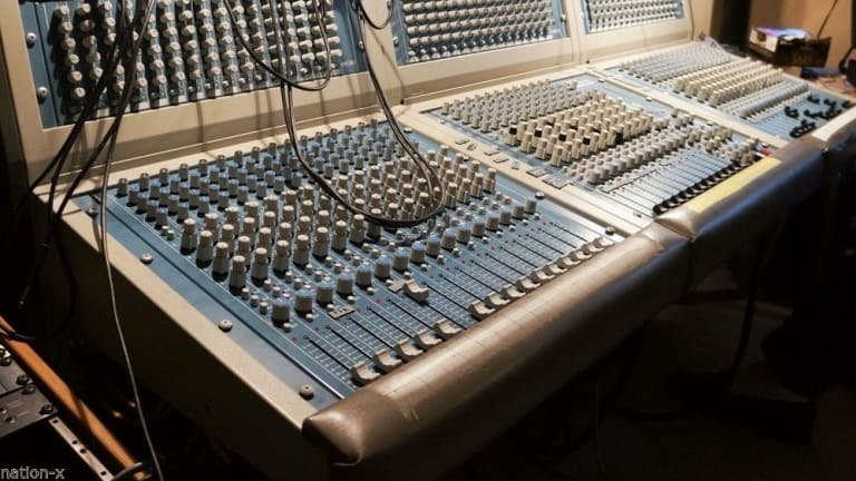 Purchase the Original Studio Mixer of Mortiz von Oswald