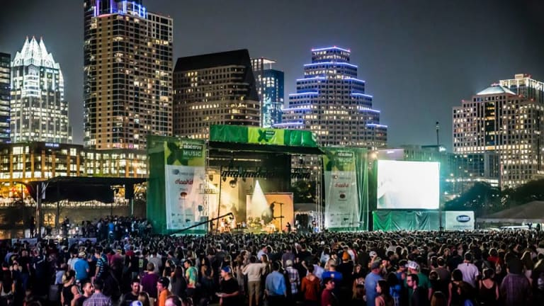 SXSW Reveals First Wave of Artists
