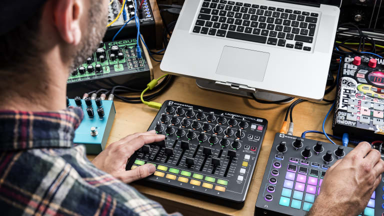 Watch: NAMM 2017 - Novation's Dope Updates To Circuit and the Launch Control XL