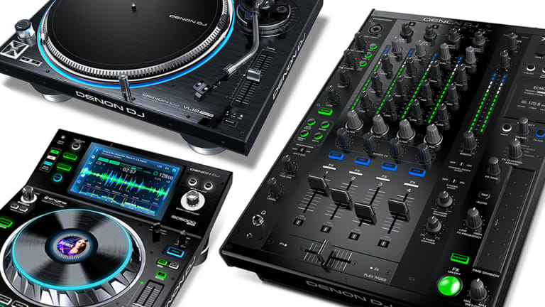 NAMM 2017 - Denon DJ Looks To Disrupt The Status Quo With the DJ Prime Series