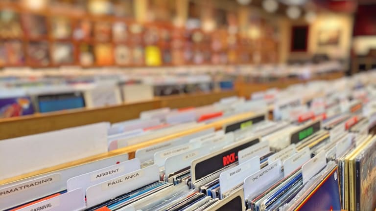 Vinyl's renaissance and its materialist implications