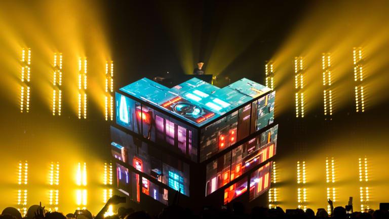 Photo Recap: deadmau5' new Cube 2.1 is Here