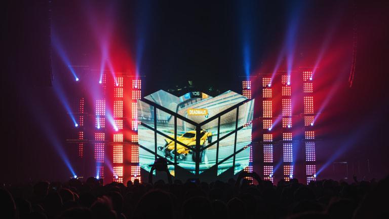 deadmau5 Releases 'Here's The Drop' Remix Album With Tinlicker, Matt Lange, Pig&Dan and more