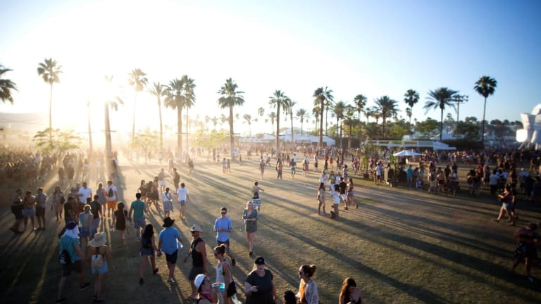 How to Coachella with Class: Goofs & Grins under the Desert Sun