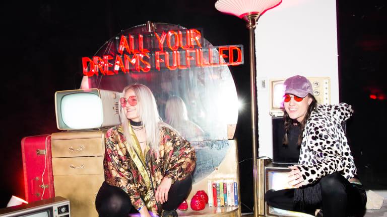 Recap: Framework Presents Rhonda: Queen of the Desert + Day Club Photo Series