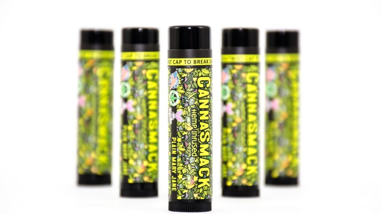 CannaSmack is Partnering Up With PETA For Their Vegan Lip and Body Products
