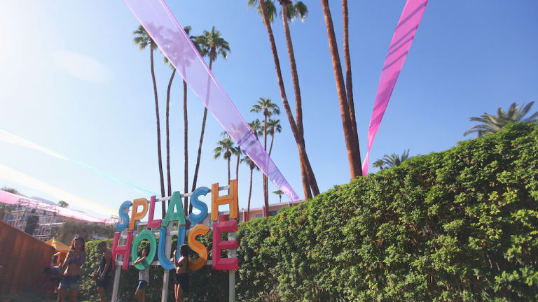 Splash House Announce June and August Lineup Feat. Bonobo, James Murphy, Kaytranada, and More