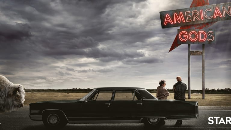 A Glimpse into the Eyes of American Gods