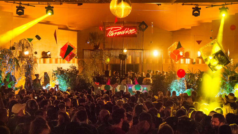 Exclusive Photos: Jamie Jones and Paradise in the Park Brought a Taste of Ibiza to LA's Club Kids