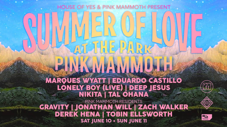 Ticket Giveaway: Enjoy the Summer of Love At the Park