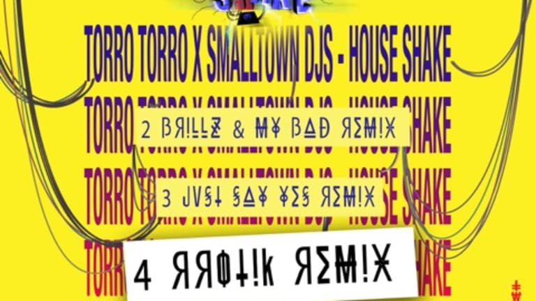 "Premiere and Interview Torro Torro & Smalltown DJs - ""House Shake"" (Rrotik Remix)"