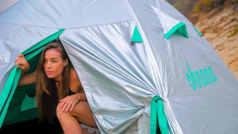 The Tent That Will Keep You Cool During Summer Festivals - Meet The Ohnana