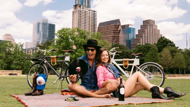"Premiere: Austin, TX Rock Star Julian Acosta's ""Cinnamon"""