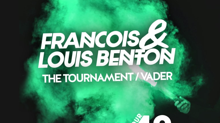 "Premiere: Francois & Louis Benton Start a Filthy Bassline Battle With ""The Tournament"""