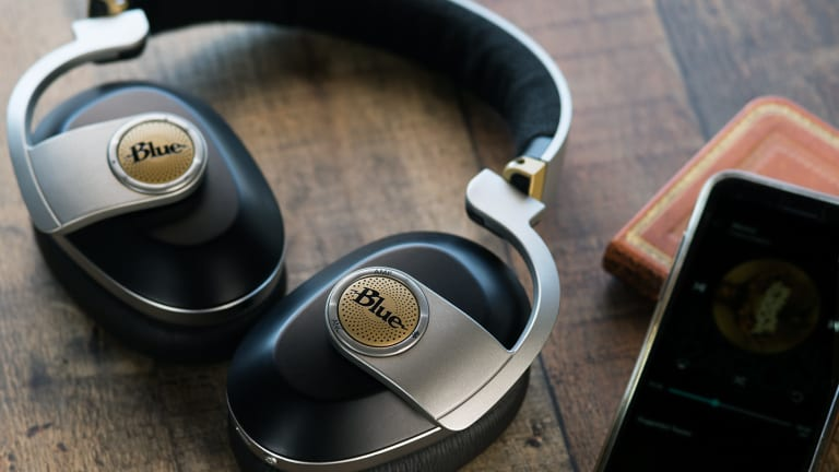 Blue's Satellite Wireless Headphones - Big Sound Meets Noise Cancelling Bliss