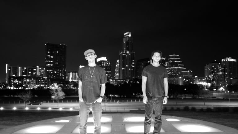 Interview: Austin-Based Electronic Duo Blunt Force Has a Fiery Passion For Fresh Sounds