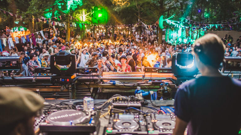 Back To The Woods: Farr Festival Provides an Intimate Setting for the Best in House and Techno