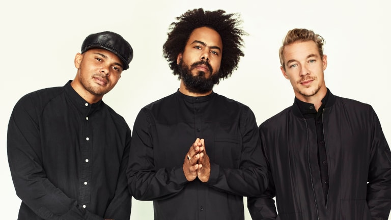 Major Lazer's 'Cold Water' is the Global #1 Hit on Spotify