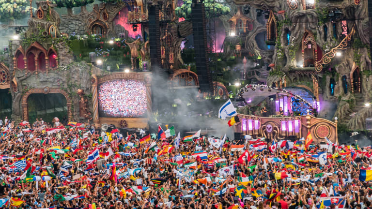 The Spirit Of Tomorrowland Captured in 10 Stunning Photos