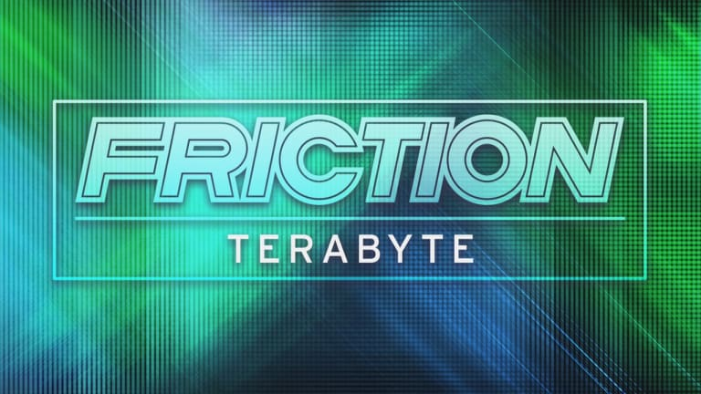 """Magnetic Premiere: """"Terabyte"""" - FRICTON [ELEVATE AUDIO]"""