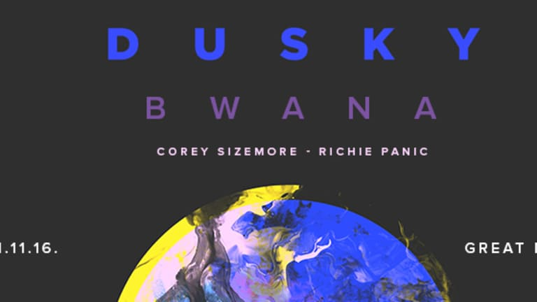 Dusky & Bwana Come to SF's Great Northern with Lights Down Low