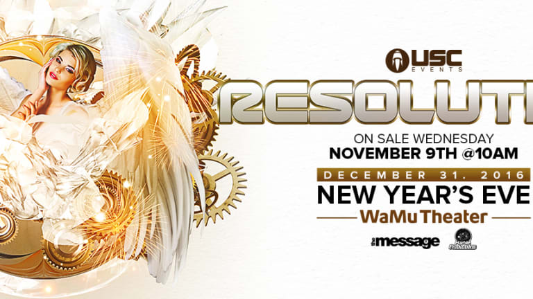 It's Time To Go Big Seattle: Resolution NYE 2016 - Win Tickets, NYE Countdown Playlist and Event Info