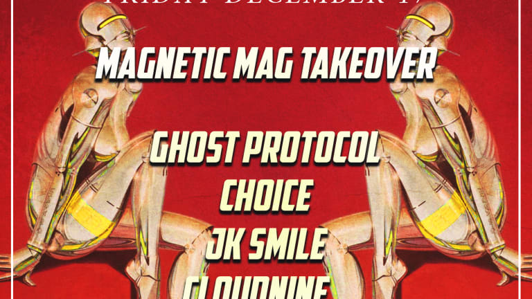 Magnetic Mag Takeover at Avalon Hollywood for CONTROL is the event to be at this Friday!