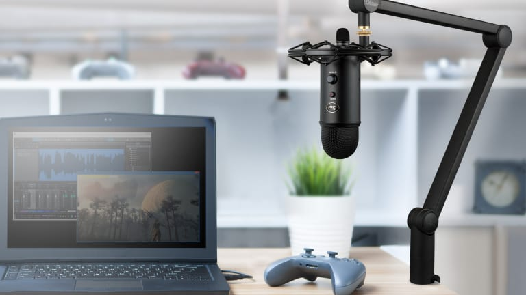 Blue Microphones Introduces Compass Boom Arm for Desktop