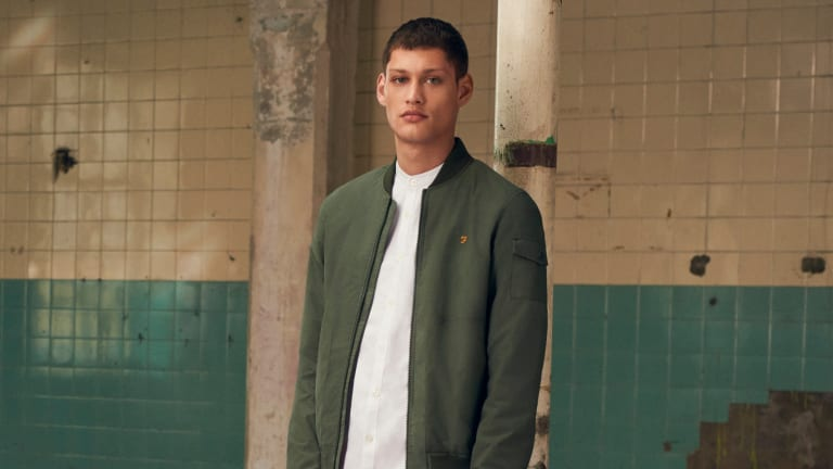 Farah Spring Summer 2018 Collection
