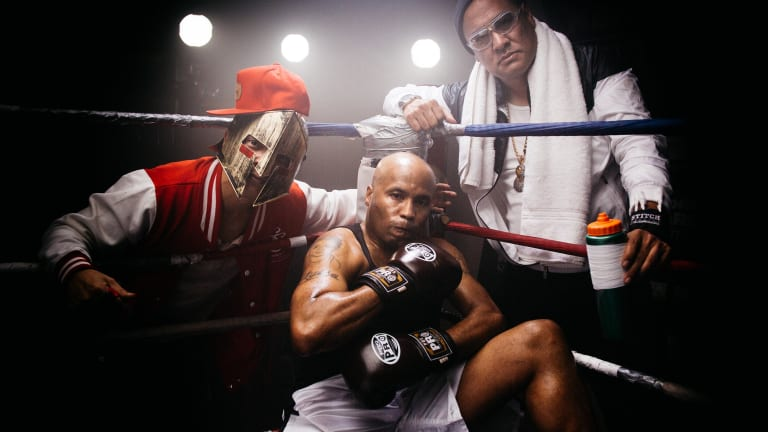 Dr. Octagon Returns with 'Moosebumps' LP After 22-year Hiatus