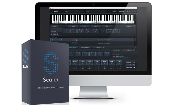 Build Unique Scales and Progressions with Plugin Boutique's Scaler 1.2 Plugin