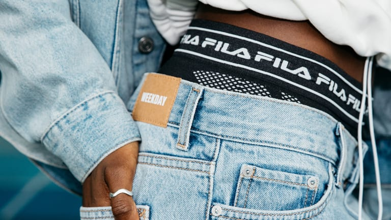 Weekday & FILA Release SS18 Collection