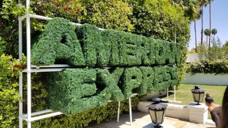 DESERT PARTY RECAP 2018: AMEX PLATINUM HOUSE