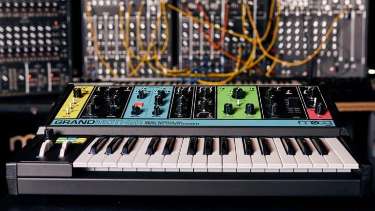 Moog Announces Grandmother Semi-Modular Synth Ahead Of Moogfest