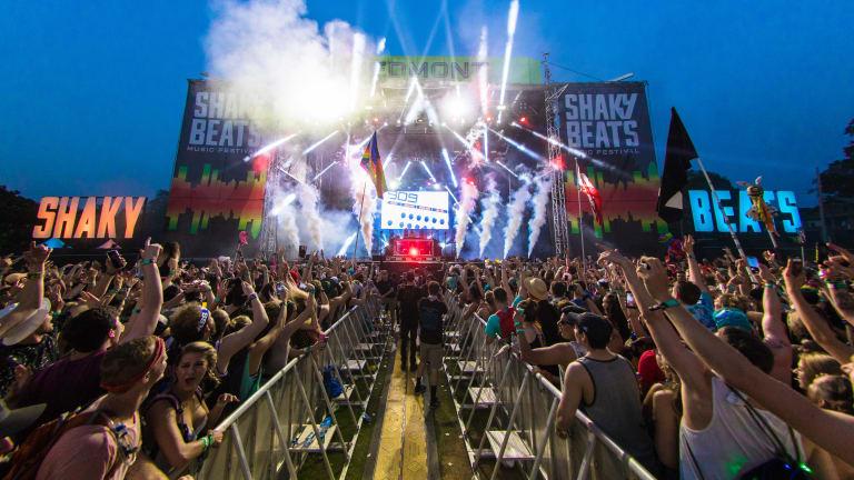 Photo Gallery: Shaky Beats Festival 2018