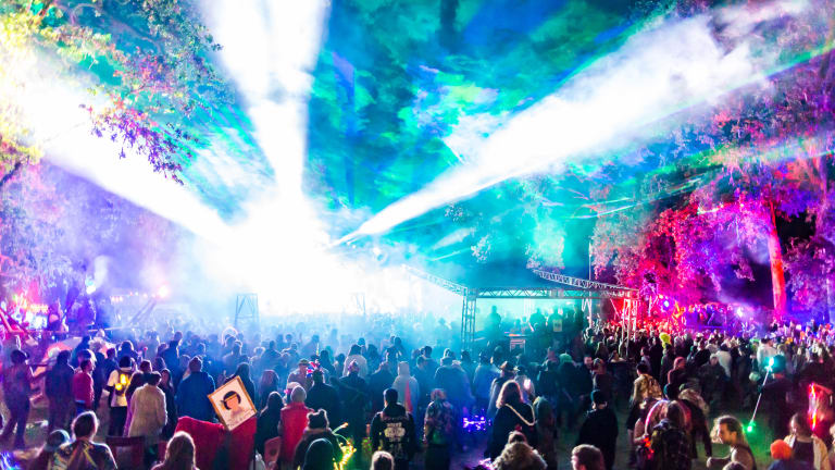Enchanted Forest Brings Great Music, Wellness, Yoga To Beautiful Northern California Landscape