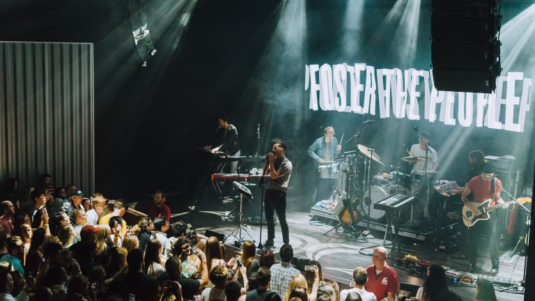 Photo Gallery: Foster The People @ The Cowan