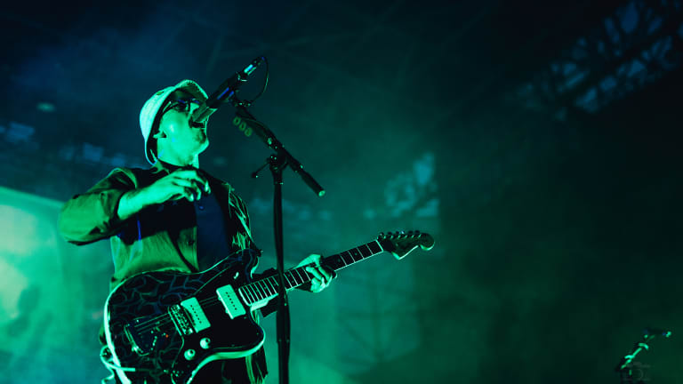 Photo Recap: Portugal. The Man, Cherry Glazerr @ White River State Park, Indianapolis