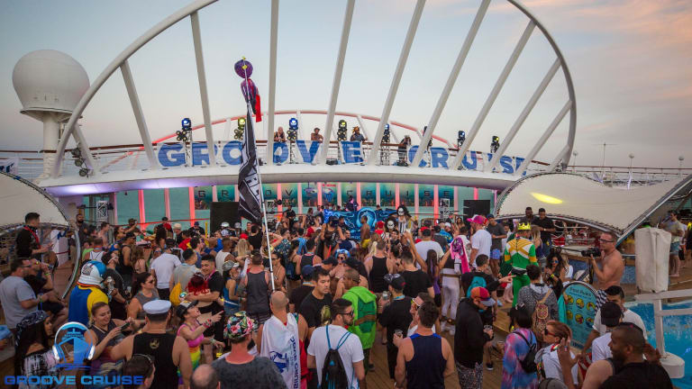 Spotlight: Groove Cruise Miami 2019 Phase 1 Lineup Tabs Kaskade, Hot Since 82, MK, Markus Schulz For Sea Voyage