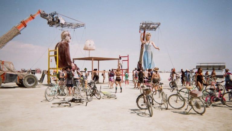 Carl Cox B2b Joseph Capriati Burning Man Set Released By Robot Heart