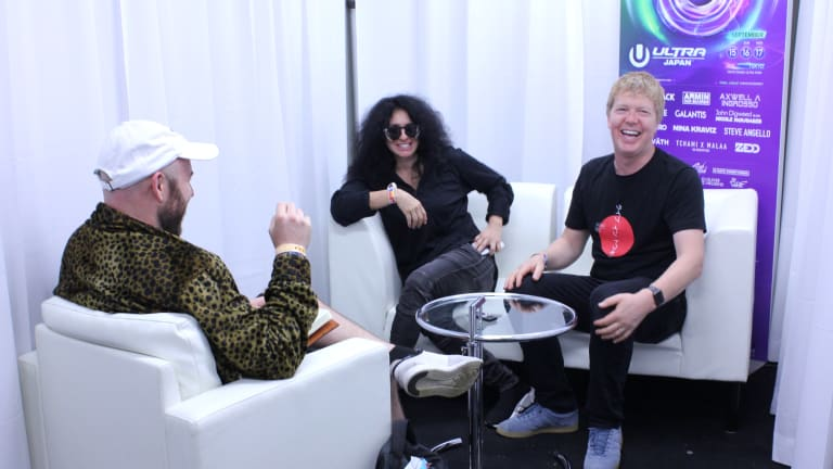Interview: After First Ever B2B Set, John Digweed and Nicole Moudaber Talk Being Leaders, Staying Positive, Non-Stop Travel