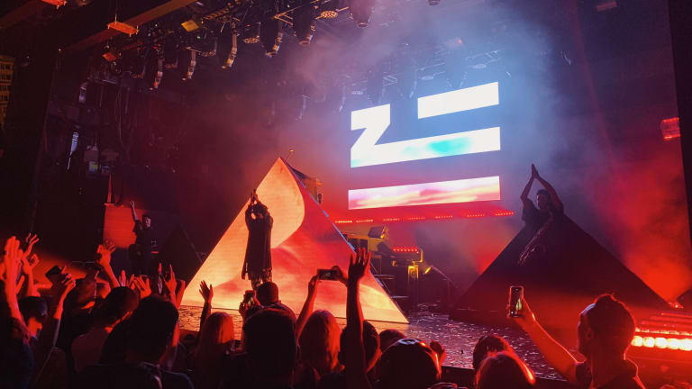 Event Review: ZHU Took Us On A Journey Through Ringos Desert At Brooklyn Steel