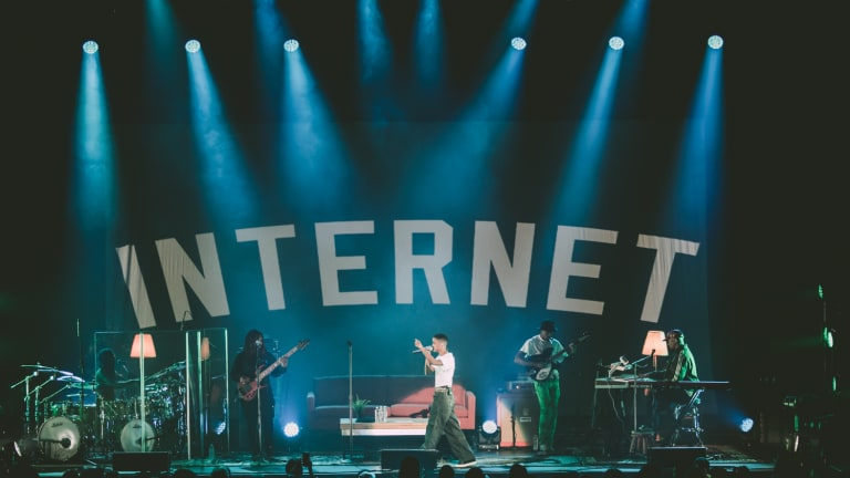 Photo Recap: The Internet @ The Fox Theater Oakland 10/22/18