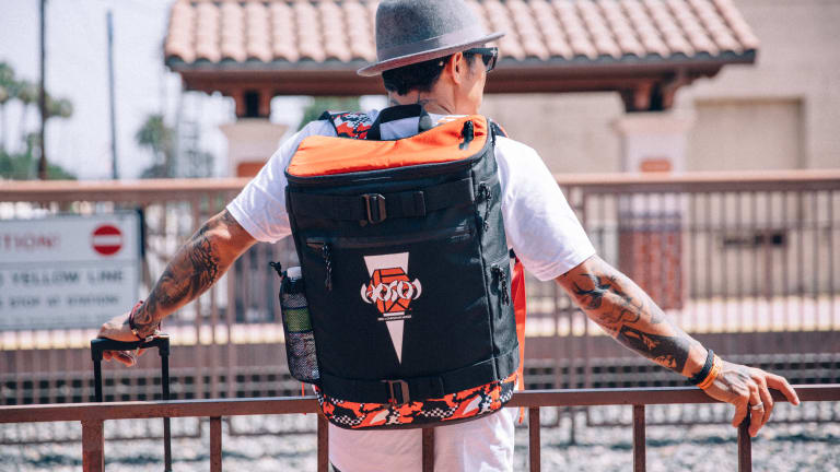 Legendary Skateboarder, Christian Hosoi, Teams Up With HEX To Produce New Signature Capsule Of Bags
