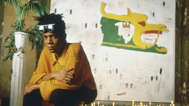 Get Ready For The Broad x Basquiat With This Epic Eighties Themed Playlist By DJ Rashida
