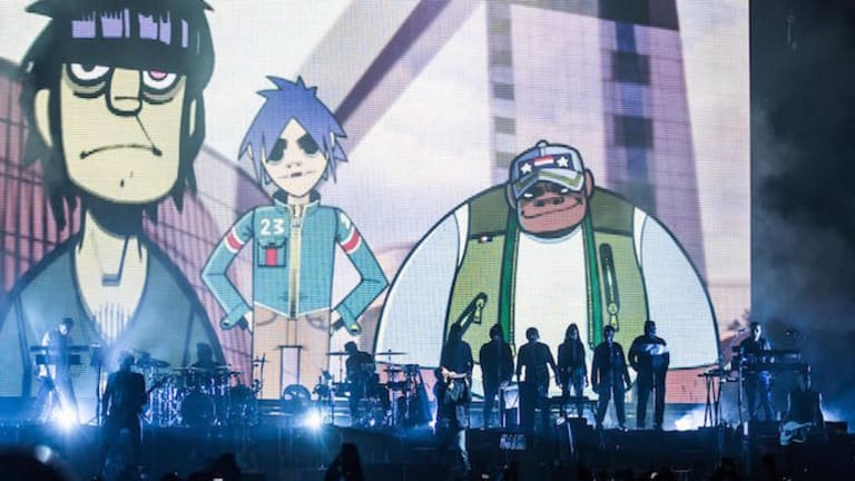 Event Review: Gorillaz' Glorious Return To L.A.