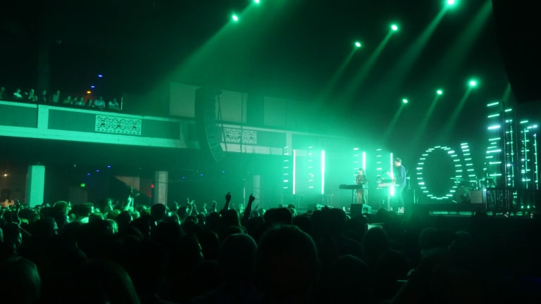 Event Review and Q&A: Oh Wonder Headlines Shrine Auditorium For Largest Show To Date